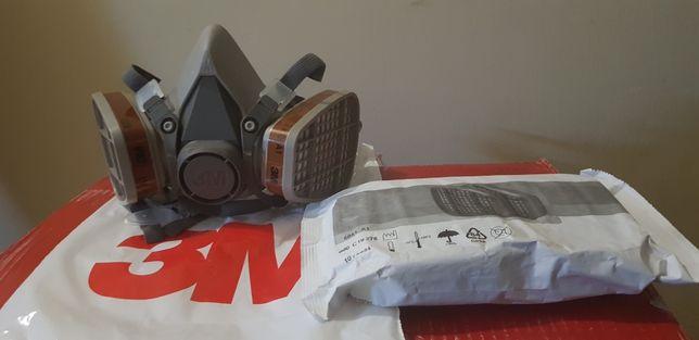 Респиратор 3М + 2 фильтра
