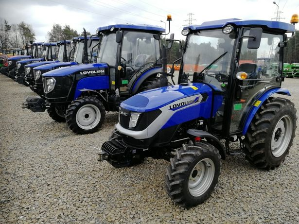 Ciągnik Rolniczy Lovol M354 Gwarancja 2 lata Radialki Pod wniosek