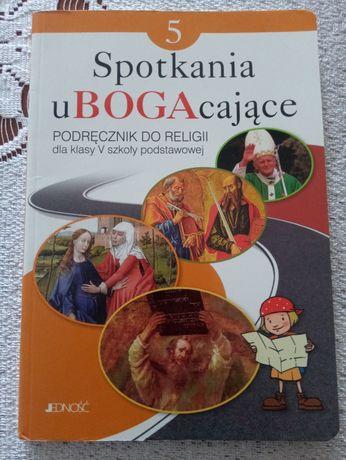 Podręcznik religia klasa 5 wydawnictwo Jedność