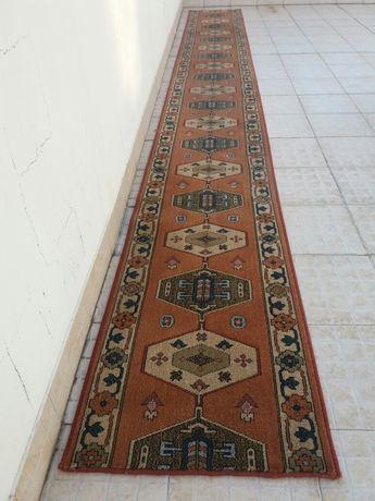 Carpete passadeira rústica (5 metros)