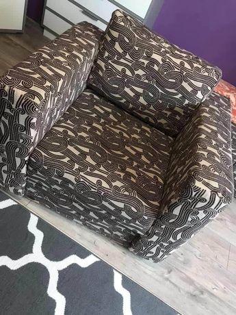 Fotel rozkładany w łóżko