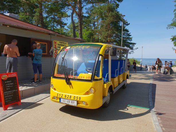 Melex spalinowy /pojazd wolnobieżny SPRZEDAM