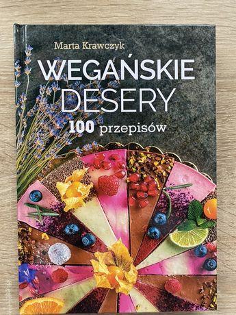 Wegańskie desery Marta Krawczyk