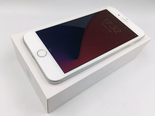 iPhone 8 PLUS 64GB SILVER • GWAR 12 msc • DARMOWA wysyłka • FAKTURA