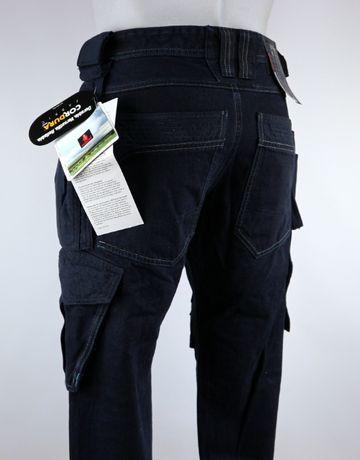 Mascot Breda spodnie jeansy robocze Cordura M, L, XL