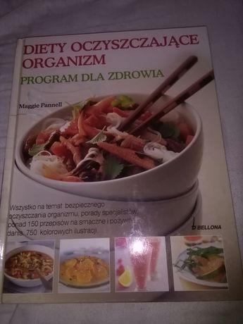 Ksiazka Diety Oczyszczajace Organizm