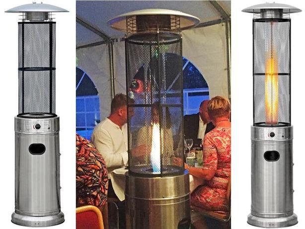 Promiennik • Grzejnik Gazowy • Parasol Grzewczy • Grzybek / MOC 11 kW