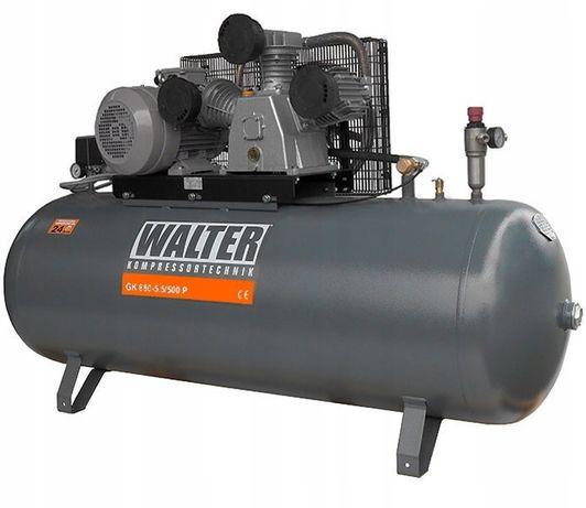 Kompresor sprężarka WALTER GK880/500 10BAR 500L