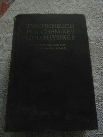 Taschenbuch fur chemiker und physiker