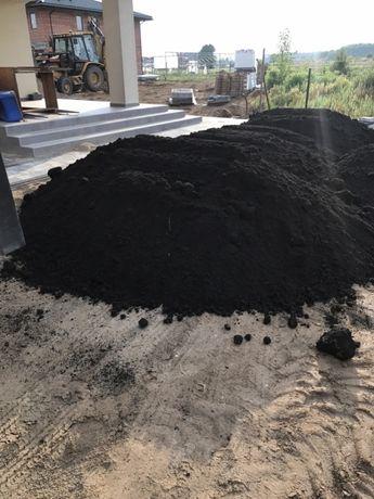 Czarnoziem Ogrodowy Wysokiej Jakości pulpa zwir piasek
