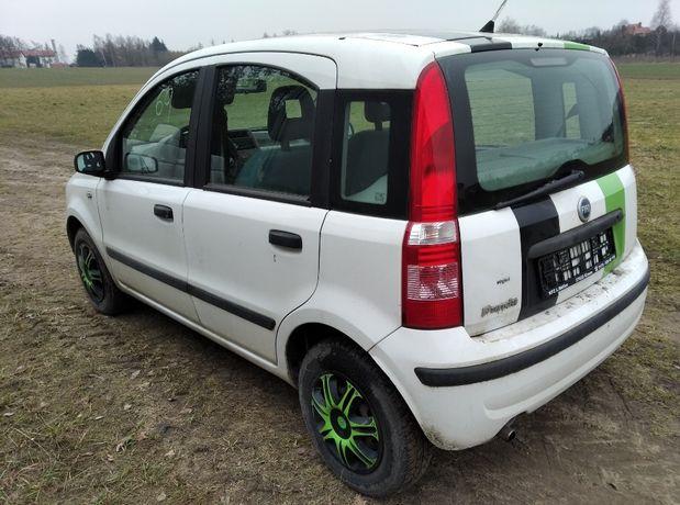 Fiat Panda 2 II 249/F klapa tyl tyna i inne