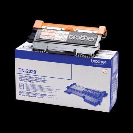 Toner Compatível Brother TN2220 PT (2.600 pag) Alta Capacidade - NOVO