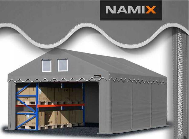 Namiot COMFORT 4x6 magazynowy handlowy garaż PVC 560g/m2