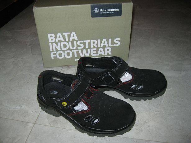 Bata industrials - buty robocze ochronne - nowe