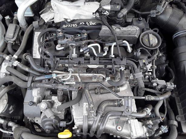 Motor Audi A3 2.0 TDI 2012 de 150cv, ref CRBC