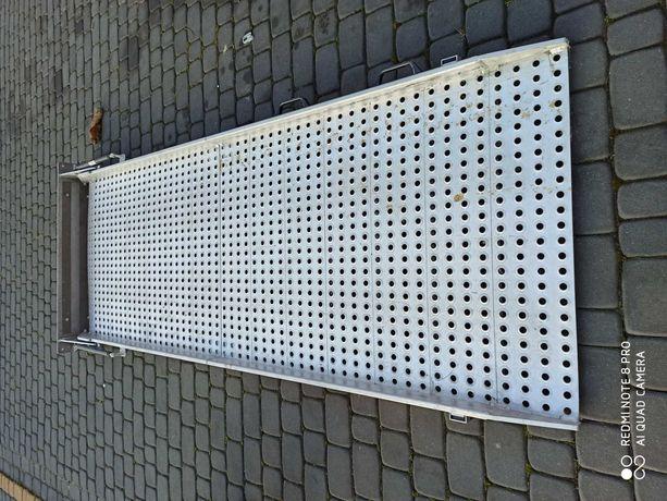 Rampa Aluminiowa Euro-Rampa
