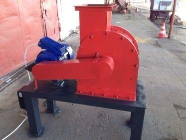 Дробилка Молоткового типа МПЛ 150 для измельчения строительного отхода