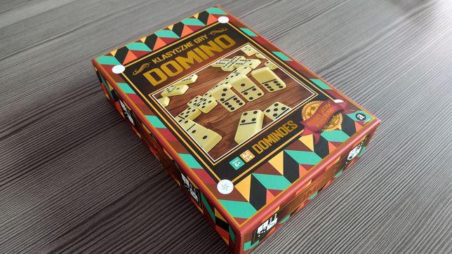 Domino, wysokiej jakości wykonanie, gra rodzinna