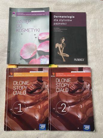 Podręczniki szkolne technik usług kosmetycznych