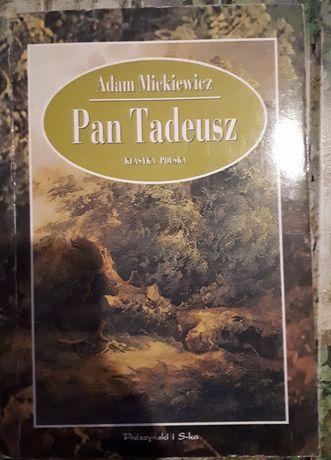 Pan Tadeusz. Adam Mickiewicz