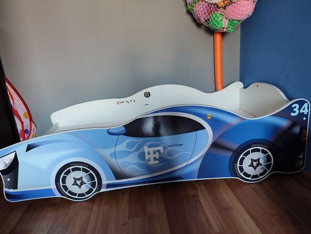 Łóżko samochód 160x80