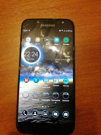Продам смартфон Samsung Galaxy j7 (J730)полностью рабочий