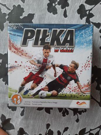 Gra Piłka w grze NOWA w foliowym opakowaniu