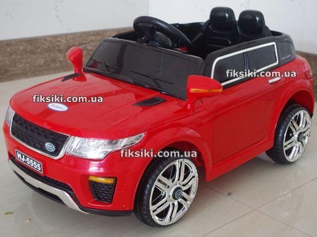 Детский электромобиль 5396 RED, Range Rover Дитячий електромобiль