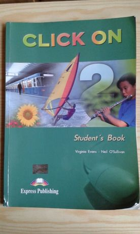 Click On 2 V.evans N. O'Sullivan podręcznik do j. angielskiego