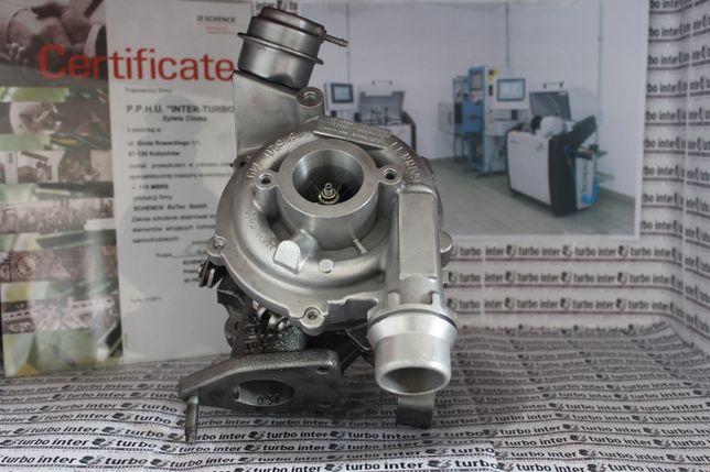 Turbina turbosprężarka Opel Movano/ Renault Master 2.3 DCI 125KM