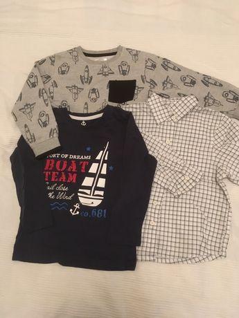 Ubranka dla przedszkolaka