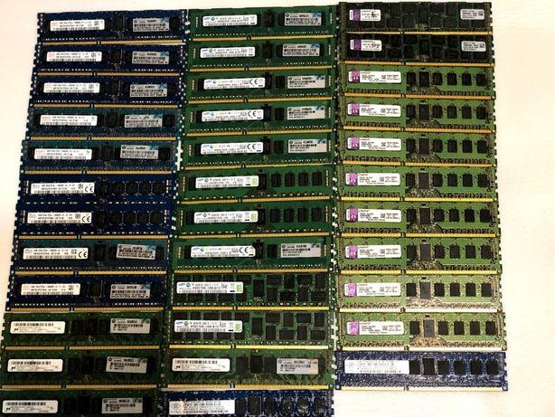 Оперативна память 4gb DDR3 PC3 10600R серверная Registered