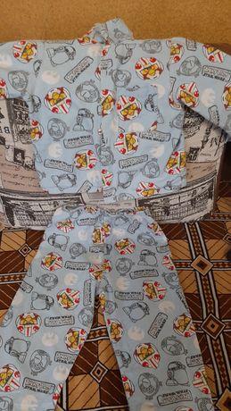 "Пижама для мальчика ""Angry Birds"""