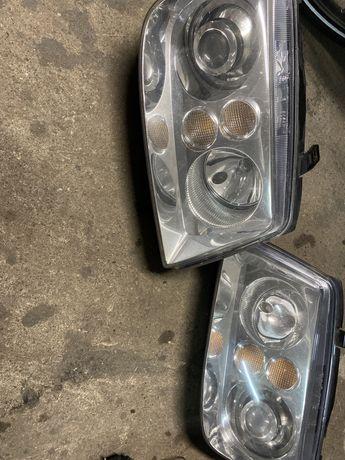 Lampy VW BORA Xenon oryginal Bosch 2szt