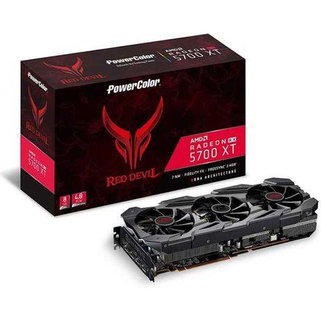 PowerColor RX5700XT Red Devil 8GB GDDR6 *como nova*