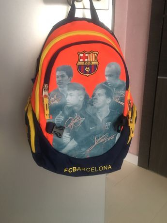 Рюкзак школьный спортивный Barcelona оригинал
