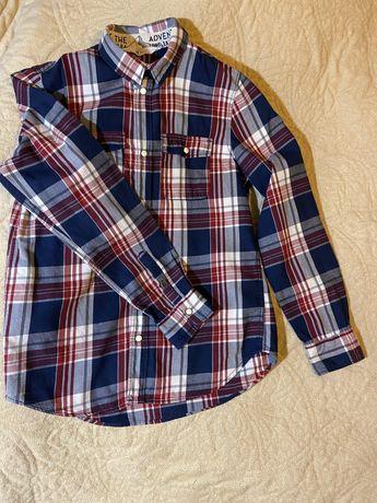 Koszula chlopieca H&M 11/12 lat, wzrost 152