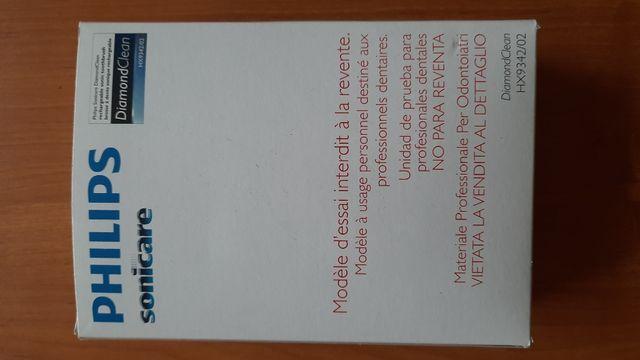 Szczoteczka soniczna Philips Diamond Clean HX9342