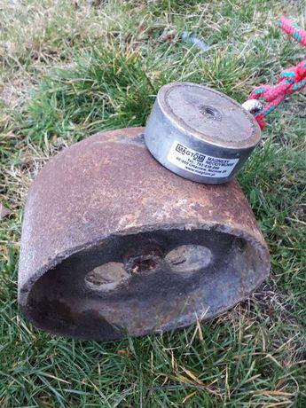 Magnes neodymowy mocny 500kg duży magnes do poszukiwańF 300x2.