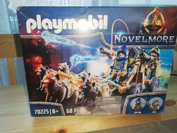 Zestaw Playmobile 70225 Drużyna wilków Novelmore