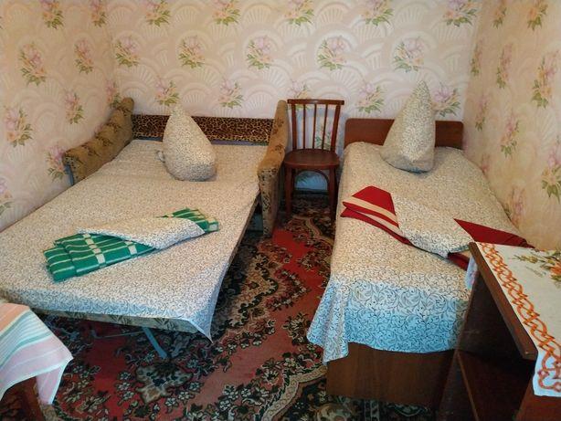 Отдых на море Лазурное (сдам комнаты, недорого, дёшево)