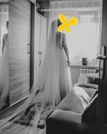 Suknia Ślubna Tom Sebastian