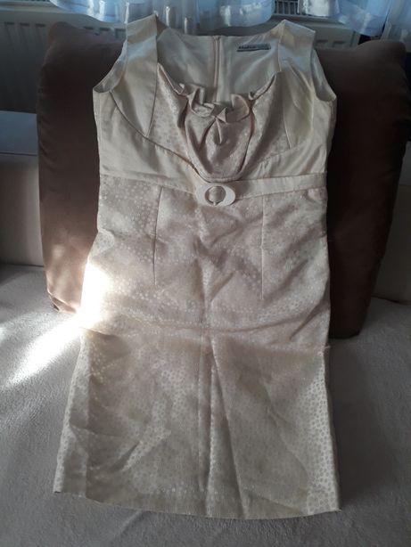 Sukienka plus rzakiecik