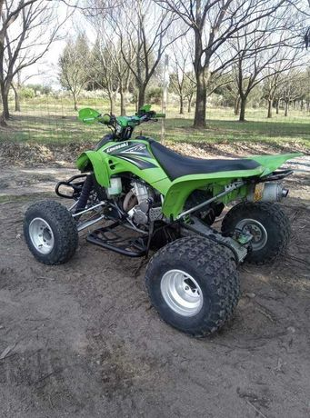 Kawasaki 400 com nova.