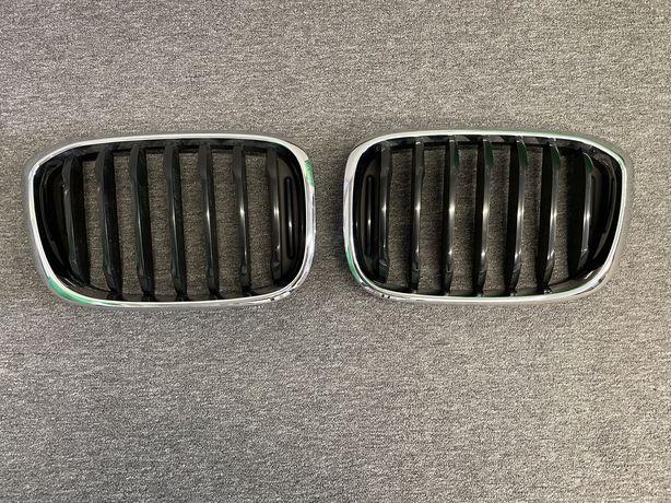 BMW X3 G01 X4 G02 nerki grill idealne oryginał