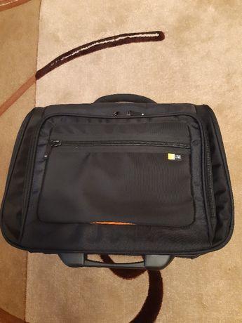 """Torba podróżna na kołach na laptop 15.6"""" CASE LOGIC"""