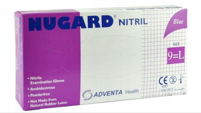 Rekawiczki nitrylowe