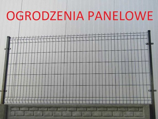 panele ogrodzeniowe ogrodzenia panelowe kompletne montaż wykonastwo