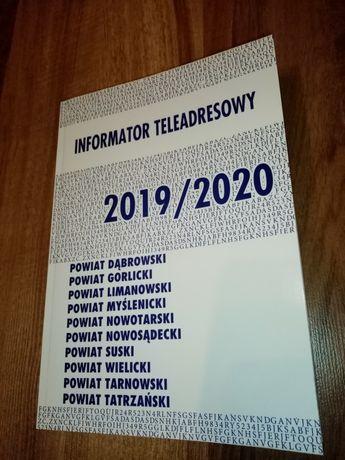 Informator teleadresowy - książka