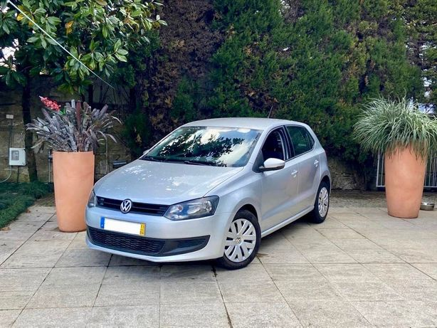 VW Polo 1.6 TDI Bluemotion Nacional Poucos Km